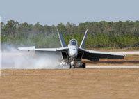 Du drift en F-18 ! [MAJ vidéo!]