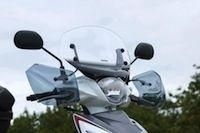 Suzuki : Pack Hiver pour l'Address 115 et les Burgman 125/125 ABS/200 ABS