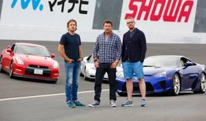 Top Gear France : la liste des invités dévoilée