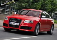 Audi RS6 berline : nouvelles photos !