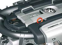 Nouveautés VW : 1.4 TSI et boîte DSG light