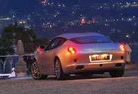 Maserati GS Zagato: faites le plein de photos