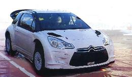 WRC : premiers tests pour la Citroën DS3 WRC
