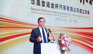 Renault annonce une joint-venture avec Brilliance pour produire des utilitaires en Chine
