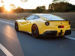 Novitec Rosso : un programme complet pour la Ferrari F12 Berlinetta