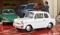 Miniature : 1/43ème - AUTOBIANCHI Bianchina