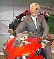 """Superbike - Ducati: """"Bayliss et Biaggi auront les mêmes chances de succès"""""""