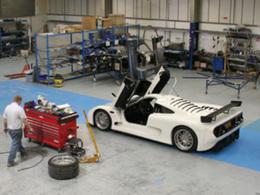 L'insolite du jour - Mosler Super GT600