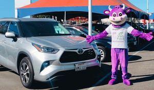 Toyota et Lexus aident leurs clients à trouver de la nourriture vegan