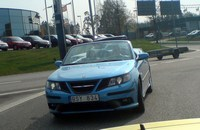 Saab 9-3 Cabriolet Facelift / Plus de photos