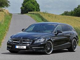 VÄTH Mercedes CLS Shooting Brake : un déménageur de 850 chevaux !