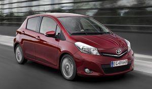 Airbags défectueux: Toyota rappelle plus de 120000 voitures en France