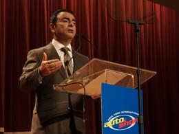 Carlos Ghosn pas forcément optimiste pour l'avenir si des restructurations ne sont pas faites