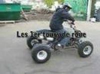Vidéo Quad Ducati 600 cc à la française