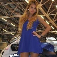 En direct du Salon de la Moto: les 24 Heures du Mans vous montent un plan avec les filles de Playboy !