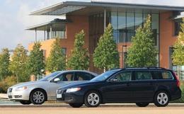 Les nouveaux Volvo V70 et S80 DRIVe rejettent 119 g CO2/km