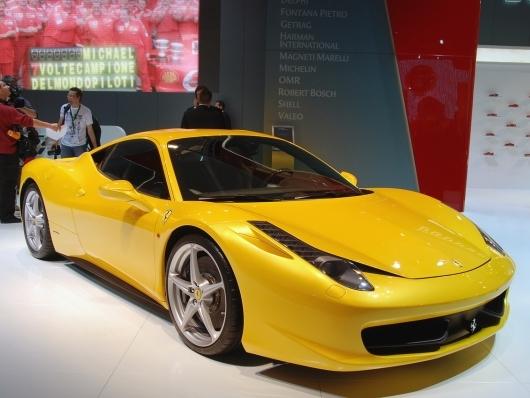 Ferrari sortira 6 nouveaux modèles avant 2013 !