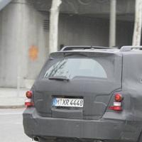 Mercedes GLK: Baby GL se prépare