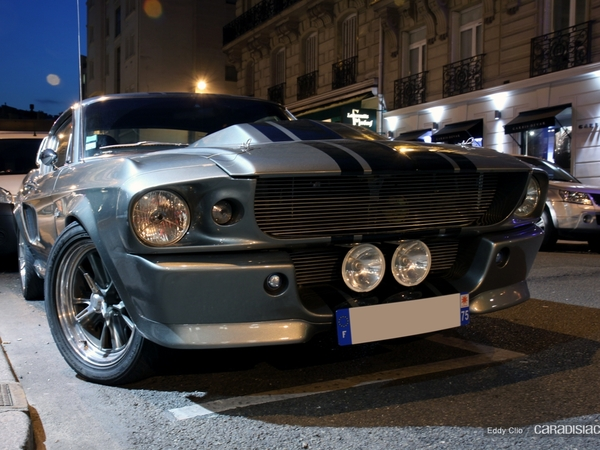 Photos Du Jour Ford Mustang Shelby Gt500 Replique