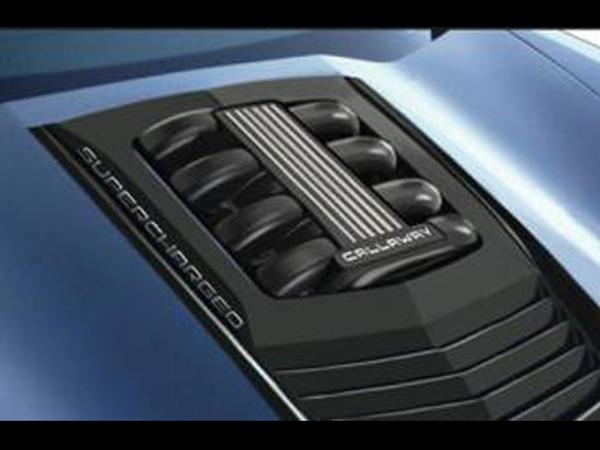 Callaway tease sa Corvette Stingray Supercharged