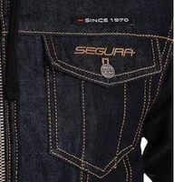 Segura Veloce: entre jean et cuir