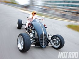 Dingue, le Hot Rod Quad !
