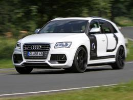 B&B s'énerve et colle 400 chevaux à l'Audi SQ5 TDI