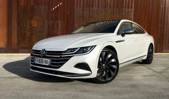 Essai - Volkswagen Arteon 2020 : un bien léger restylage