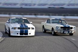 Nouvelle Shelby GT350 : nostalgie business