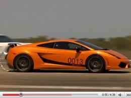 Texas Mile : 402 km/h en Lamborghini Gallardo Twinturbo