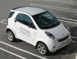 La nouvelle Wheego Whip LiFe électrique sortira cet été