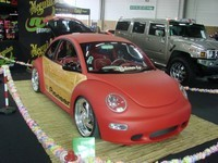 Une New Bettle au traitement tuning innovant..