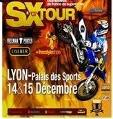 Finale SX Tour 2007 à Lyon, vendredi