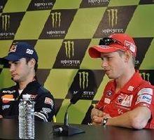 Moto GP - France: Une conférence de presse placée sous le signe du marché des transferts