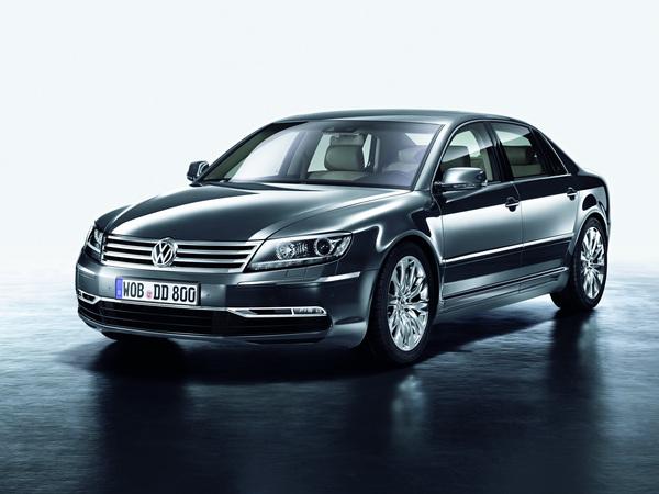 """Pékin 2010 : """"nouvelle"""" VW Phaeton"""