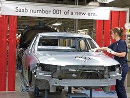 La production des Saab va reprendre en Suède