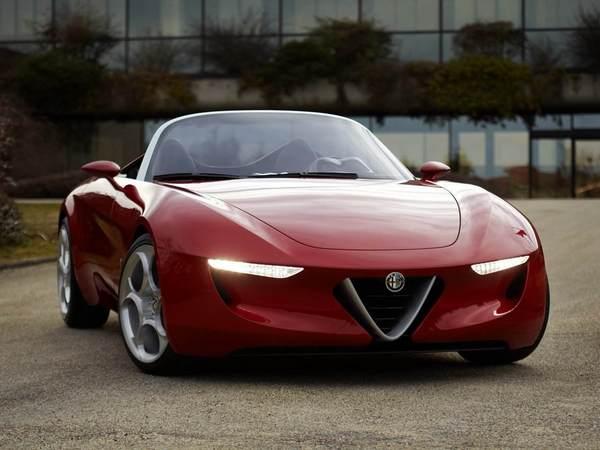 Alfa Romeo confirme que son futur Spider ne sera pas basé sur la Mazda MX-5