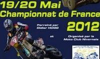 Championnat de France de Supermotard 2012: Magny-Cours les 19 et 20 mai