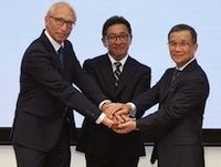 Consortium dans le monde des véhicules interconnectés: BMW, Honda et Suzuki ensemble