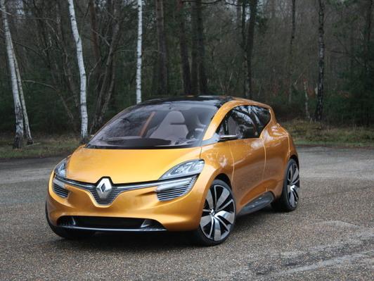 Renault : deux nouveaux véhicules inspirés du concept R-Space