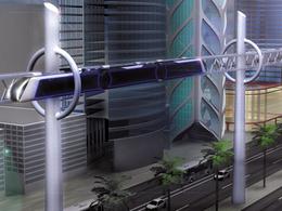 Design : un métro qui fonctionne à l'énergie solaire et éolienne