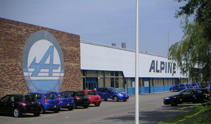 alpine annonce une s rie de recrutements pour son usine de dieppe. Black Bedroom Furniture Sets. Home Design Ideas