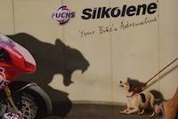 En direct du Salon de la Moto 2013: Silkolene