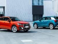 Audi Q2 e-tron: les premiers détails