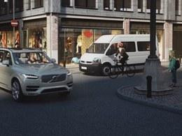 Sécurité: Volvo pense aux cyclistes