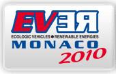 Salon Ever Monaco 2010 : les véhicules écolos au rendez-vous
