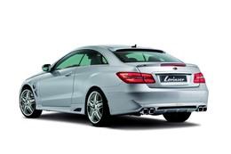 Mercedes Classe E Coupé par Lorinser : plus chargée
