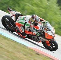 Superbike - Brno Superpole: Max Biaggi s'offre sa deuxième position de pointe de la saison