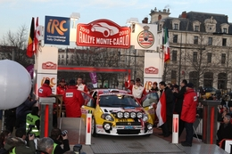 IRC Monte Carlo - Prologue : Gardemeister montre son nez