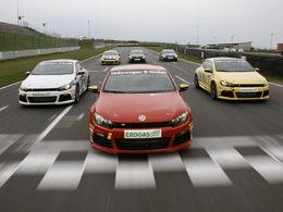 Sainz, Biela, Laffite, Brundle, guest stars de la VW Scirocco R Cup